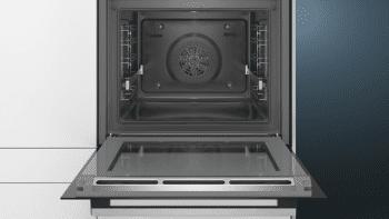 Horno Siemens HR578G5S6 Pirolítico Inoxidable de 60 cm con Vapor   Termosonda   WiFi Home Connect   Clase A+   iQ500 - 4