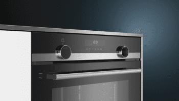 Horno Siemens HB578G5S6 Pirolítico Inoxidable de 60 cm | Termosonda | WiFi Home Connect | Clase A | iQ500 - 2