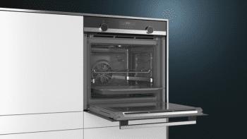 Horno Siemens HB578G5S6 Pirolítico Inoxidable de 60 cm | Termosonda | WiFi Home Connect | Clase A | iQ500 - 3