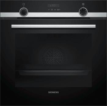 Horno Siemens HB574ABR0S Pirolítico Inoxidable de 60 cm | perfectCooking 3D | Programas automáticos cookControl | Clase A | iQ300