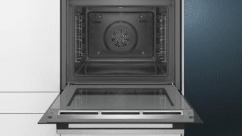 Horno Siemens HB574ABR0S Pirolítico Inoxidable de 60 cm | perfectCooking 3D | Programas automáticos cookControl | Clase A | iQ300 - 4