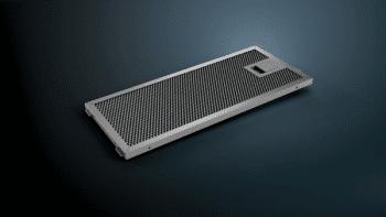 Campana de Pared Decorativa Siemens LC87KHM60 Cristal Negro de 80 cm con una potencia de 700 m³/h | Clase B | iQ300 - 4