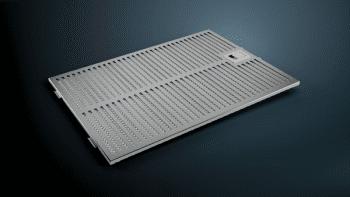 Campana de Pared Decorativa Siemens LC98BIP50 Metallic de 90 cm con una potencia de 843 m³/h | Motor iQdrive Clase A+ | iQ500 - 5