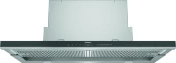 Campana Telescópica Extraíble Siemens LI99SA684 Metallic de 90 cm con una potencia de 959 m³/h | Motor iQdrive Clase A | iQ700