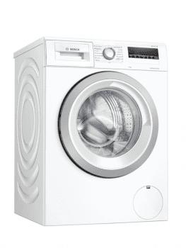 Lavadora Bosch WAN28281ES Blanca de 8 Kg a 1400 rpm | 65% más rápido speedPerfect | Motor EcoSilence A+++ -30% | Serie 4
