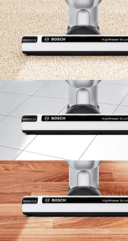 Aspiradora Escoba Bosch BCH65RT25 Blanca sin cable ni bolsa de 2400 W | Serie 6 | Stock ⭐ - 8