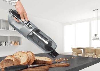 Aspiradora Sin cable Bosch BCH3P210 Acero Flexxo 21.6 V | 2 en 1: Aspirador escoba y Aspirador de mano  | Serie 4 | Stock ⭐ - 12
