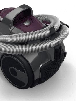 Aspirador Sin Bolsa Bosch BGC05AAA1 Violeta Compacto | Motor HiSpin con bajo consumo | Serie 2 | Stock ⭐ - 6