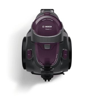 Aspirador Sin Bolsa Bosch BGC05AAA1 Violeta Compacto | Motor HiSpin con bajo consumo | Serie 2 | Stock ⭐ - 7