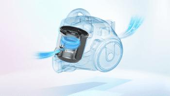 Aspirador Sin Bolsa Bosch BGC05AAA1 Violeta Compacto | Motor HiSpin con bajo consumo | Serie 2 | Stock ⭐ - 8