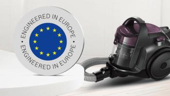 Aspirador Sin Bolsa Bosch BGC05AAA1 Violeta Compacto | Motor HiSpin con bajo consumo | Serie 2 | Stock ⭐ - 12