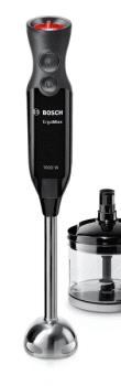 Batidora de mano Bosch MS61B6170 Negra de 1000 W con 12 + 1 niveles de potencia |