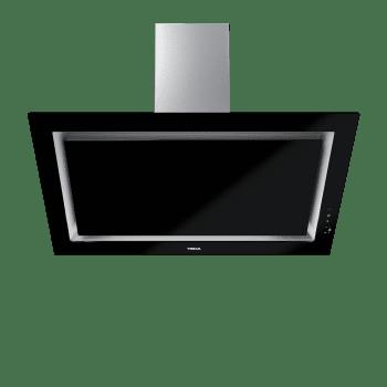 Campana decorativa de pared Teka DLV 99670 TOS (112930038) en color Negro de 90 cm a 923 m³/h | Clase A+++ - 1