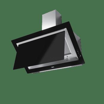 Campana decorativa de pared Teka DLV 99670 TOS (112930038) en color Negro de 90 cm a 923 m³/h | Clase A+++ - 2