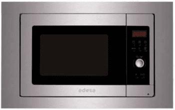 Microondas Edesa EMW-2020-I X Integrable de acero Inoxidable, 20 L a 700 W