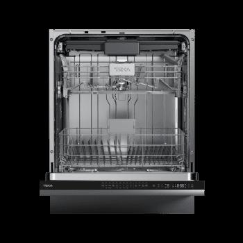 Lavavajillas Integrable Teka DFI 76950 60cm | Ref 114260004 | 15 cubiertos | 9 programas | Tercera Bandeja Cubiertos | Apertura Automática | Clase E - 3