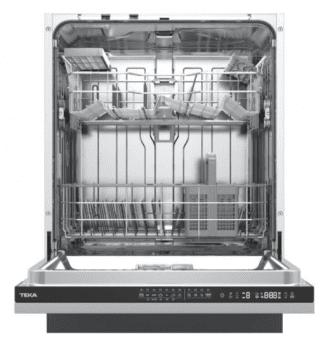 Lavavajillas Integrable Teka DFI 46900 60cm | Ref 114270005 | 14 cubiertos | 9 programas | Tercer Rociador | Clase E
