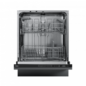 Lavavajillas Integrable Teka DFI 46700 60cm | Ref 114270009 | 14 cubiertos | 7 programas | 5 temperaturas | Inverter | Clase E - 3