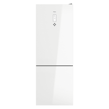 Frigorífico Combi Teka RBF 78720 (113400001) en Cristal Blanco, de 192 x 70 cm y 461 L, No Frost | Aire fresco IonClean | Clase E