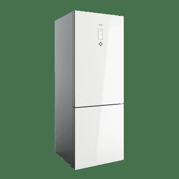 Frigorífico Combi Teka RBF 78720 (113400001) en Cristal Blanco, de 192 x 70 cm y 461 L, No Frost | Aire fresco IonClean | Clase E - 2