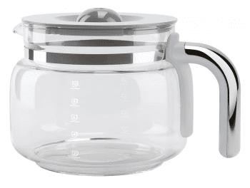 Jarra de Cristal Smeg DCGC01 para Cafetera de Goteo Smeg DCF01 | Stock