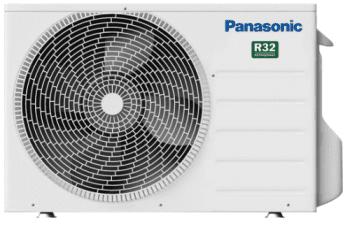 Panasonic Aire Acondicionado Etherea KIT-Z35-VKE Split 1x1 3.5kW NANOE-X con WIFI Color blanco polar - 3