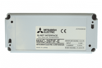 Interface de integración con señales externas Mitsubishi electric MAC-397IF