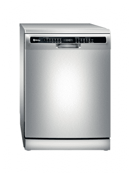 BALAY 3VS6030IA Lavavajillas | Libre instalación | 60 cm. | 12 servicios | Acero inoxidable | 48 db | 5 litros