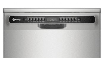 BALAY 3VS6030IA Lavavajillas | Libre instalación | 60 cm. | 12 servicios | Acero inoxidable | 48 db | 5 litros - 3