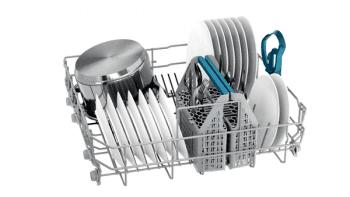 BALAY 3VS6030IA Lavavajillas | Libre instalación | 60 cm. | 12 servicios | Acero inoxidable | 48 db | 5 litros - 4
