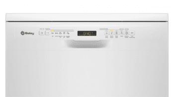 BALAY 3VS5330BP Lavavajillas | Libre instalación | 60 cm. | 13 servicios | Blanco | 5 l | 48 db. | 5 programas | A++ - 2