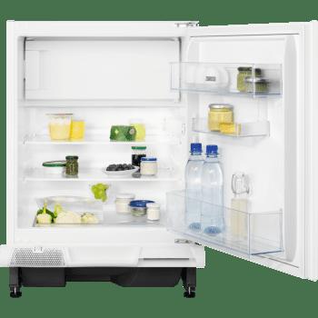 Frigorífico Vertical Zanussi ZWAN82FS Integrable de 81.5 x 56 cm con cajón congelador 4* | Clase A+