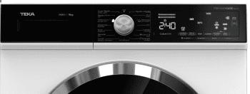 Lavadora Teka WMT 70945 WH (Ref. 113900005) Blanca de 9 Kg a 1400 rpm con 15 programas | Motor T-Inverter Clase A+++