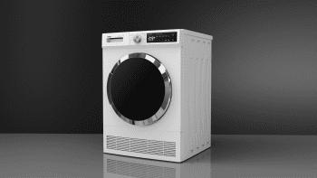 Secadora Teka SCT 70810 (Ref. 114060002) de Condensación por Bomba de calor, Blanca, de 8 Kg con 15 programas | Clase B - 8