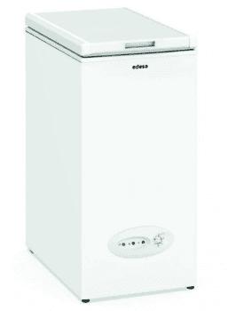 Arcón Congelador Edesa EZH-0611 Blanco de 83.5 x 62 x 38.4 cm con 59 L y tecnología Defrost | E
