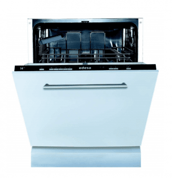 Lavavajillas Edesa EDB-6130-I Integrable de 60 cm para 13 servicios con 5 programas de lavado | Clase E
