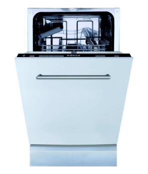 Lavavajillas Edesa EDB-4610-I Integrable, de 45 cm, para 10 servicios con 5 programas de lavado | Clase E