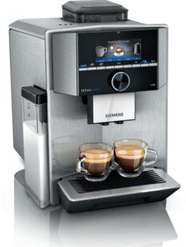 Cafetera superautomática Expresso Siemens TI9553X1RW   Acero inoxidable   tecnología iAroma