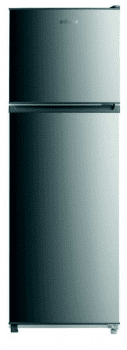 Frigorífico 2 Puertas Edesa EFT-1711 EX/A Inoxidable de 176 x 60 cm con las puertas reversibles | Eficiencia F