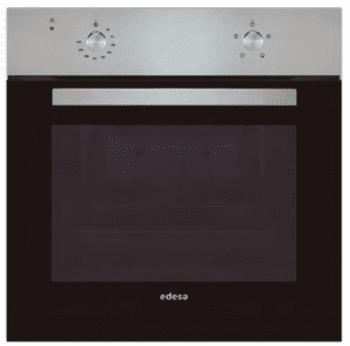 Horno estático Edesa EOE-5010 X Inoxidable de 65 L con 3 + 1 programas de cocinado | Clase A