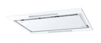 Campana de Techo Edesa ECC-1832 WH Blanca de 100 cm con 3 niveles de potencia y función turbo a 850 m³/h | Clase A