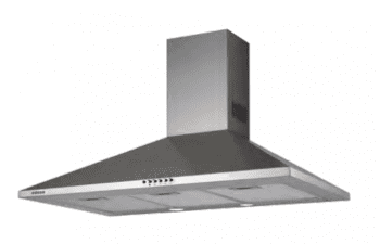 Campana de Pared Edesa ECP-7611 X Inoxidable de 70 cm con 3 niveles a 645 m³/h | Clase C