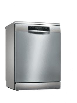 Lavavajillas Bosch SMS8YCI01E Inoxidable de 60 cm, para 14 servicios, 3a Bandeja para cubiertos, Secado mediante Zeolitas | Clase A+++ | Serie 8