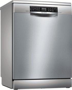 Lavavajillas Bosch SMS6ZCI42E Inoxidable de 60 cm, para 14 servicios, 3a Bandeja para cubiertos | Sistema de secado con Zeolitas | Serie 6