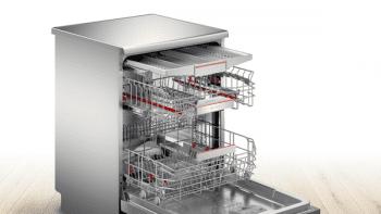 Lavavajillas Bosch SMS6ZCI42E Inoxidable de 60 cm, para 14 servicios, 3a Bandeja para cubiertos | Sistema de secado con Zeolitas | Serie 6 | stock - 2