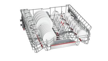 Lavavajillas Bosch SMS6ZCI42E Inoxidable de 60 cm, para 14 servicios, 3a Bandeja para cubiertos | Sistema de secado con Zeolitas | Serie 6 | stock - 4