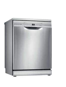 Lavavajillas Bosch SMS2HMI00E Inoxidable de 60 cm, para 13 servicios, 3a Bandeja para cubiertos | Clase A++ | Serie 2