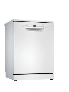 Lavavajillas Bosch SMS2HMW00E Blanco de 60 cm, para 13 servicios, 3a Bandeja para cubiertos | WiFi Home Connect | Clase A++ | Serie 2