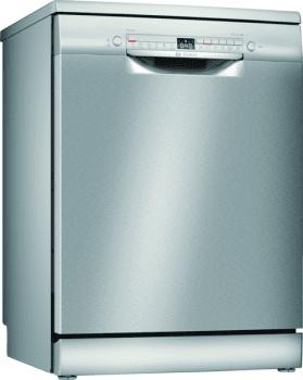 Lavavajillas Bosch SMS2HTI60E Inoxidable de 60 cm, para 12 servicios | WiFi Home Connect | Clase A++ | Serie 2