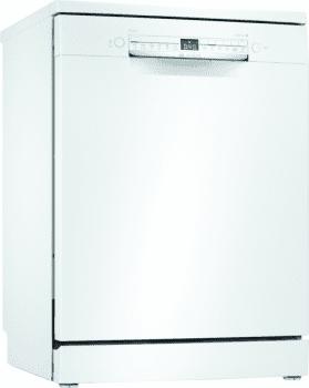 Lavavajillas Bosch SMS2HTW60E Blanco de 60 cm, para 12 servicios | WiFi Home Connect | Clase A++ | Serie 2